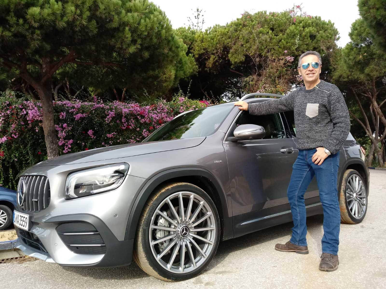 Mercedes GLB - Malaga, Španija