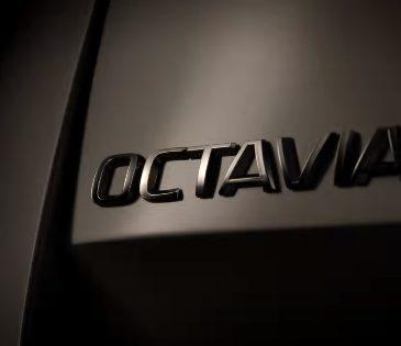 Škoda Octavia Tizer video