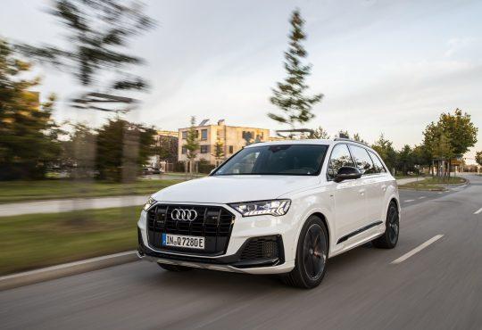 Audi Q7 TFSIe