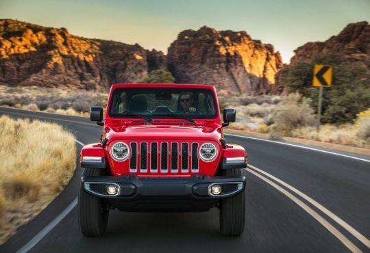 Jeep Wrangler Sahara EcoDiesel