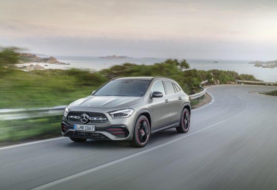 Novi Mercedes-Benz GLA