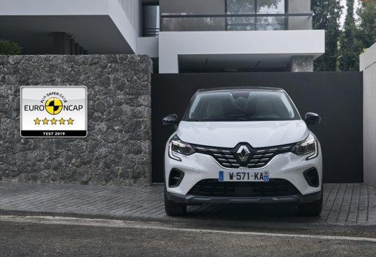 Novi Renault Captur