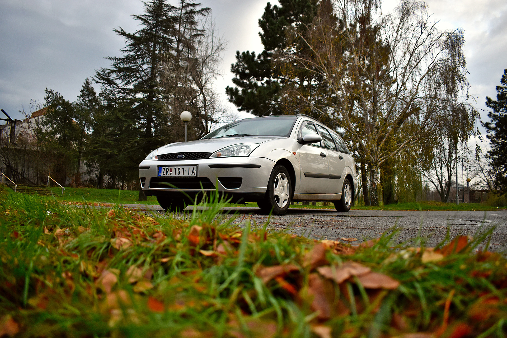 TEST: Ford Focus Mk1 1.8 TDDI