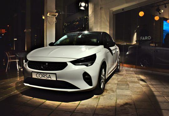Opel Corsa - promocija