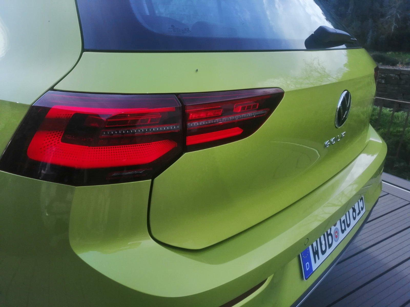 VW Golf Mk8 - Porto