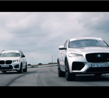 BMW X3 M Competition ili Jaguar F-Pace SVR