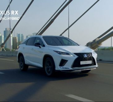 TV spot Lexus - Most na Adi