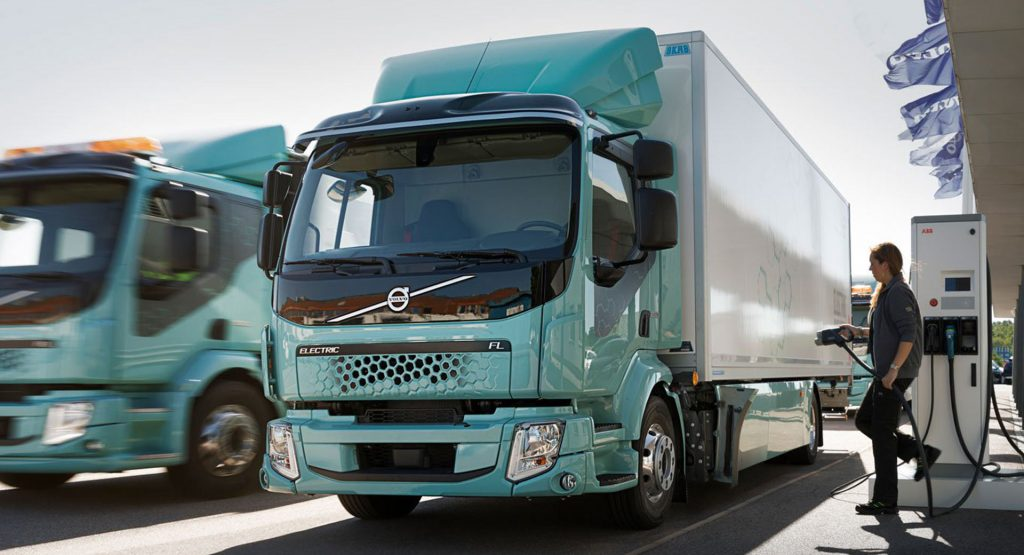 Volvo i Isuzu