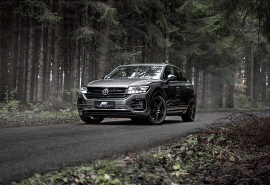 VW Touareg by ABT Sportsline
