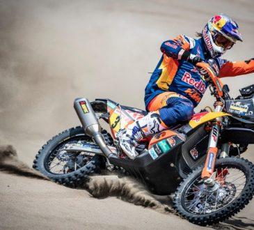 Dakar reli i WRC šampionat