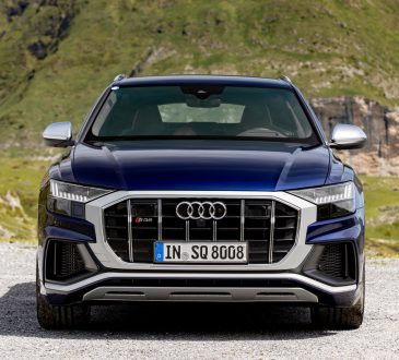 Audi Q9 - Audi SQ8