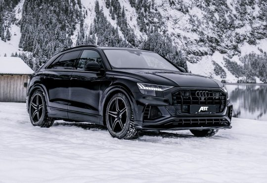 Audi SQ8 by ABT Sportsline