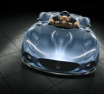 Maserati MilleMiglia