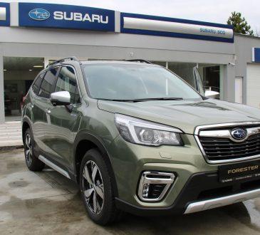 Subaru Forester e-BOXER (1)