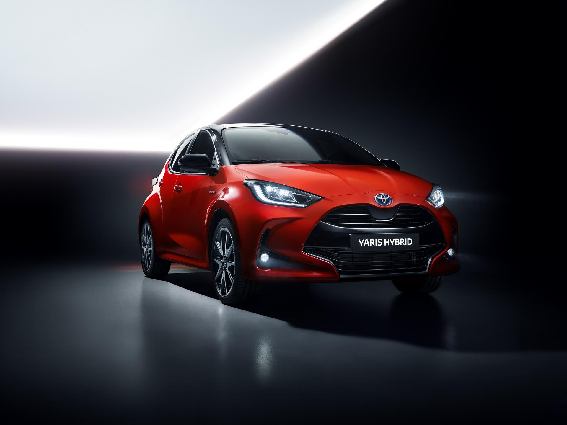 Toyota Yaris PHEV