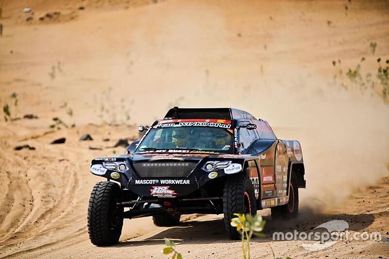 Dakar reli 2020
