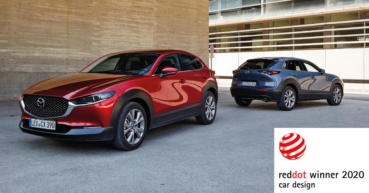 [Slika: Mazda-CX-30-Red-Dot-Design-PR.jpg]