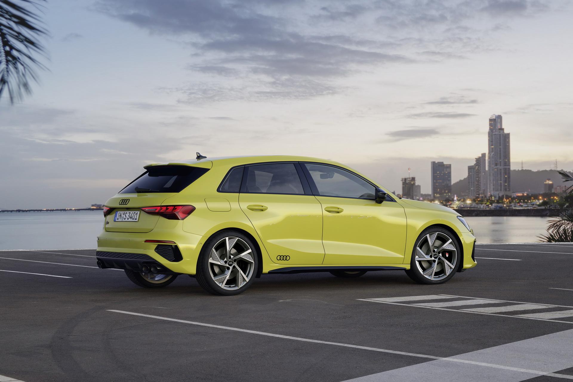 Audi S3, Sportback i Sedan - Vrele gume