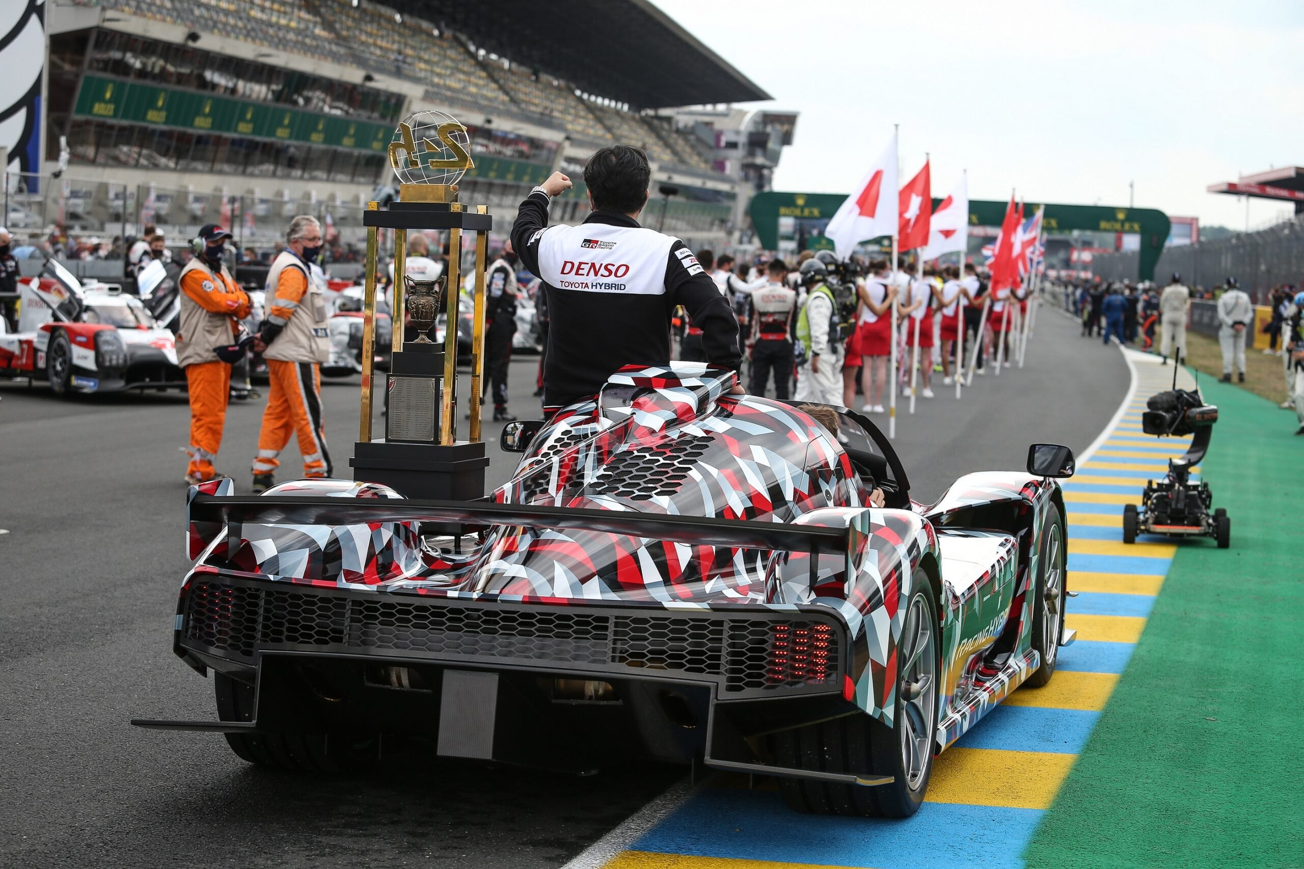 TOYOTA GAZOO Racing.