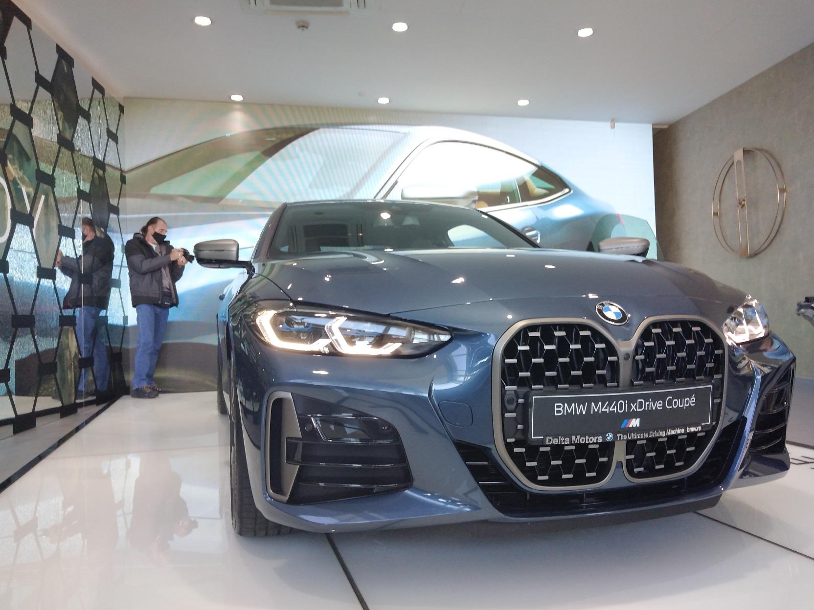 BMW Serije 4 Srb.
