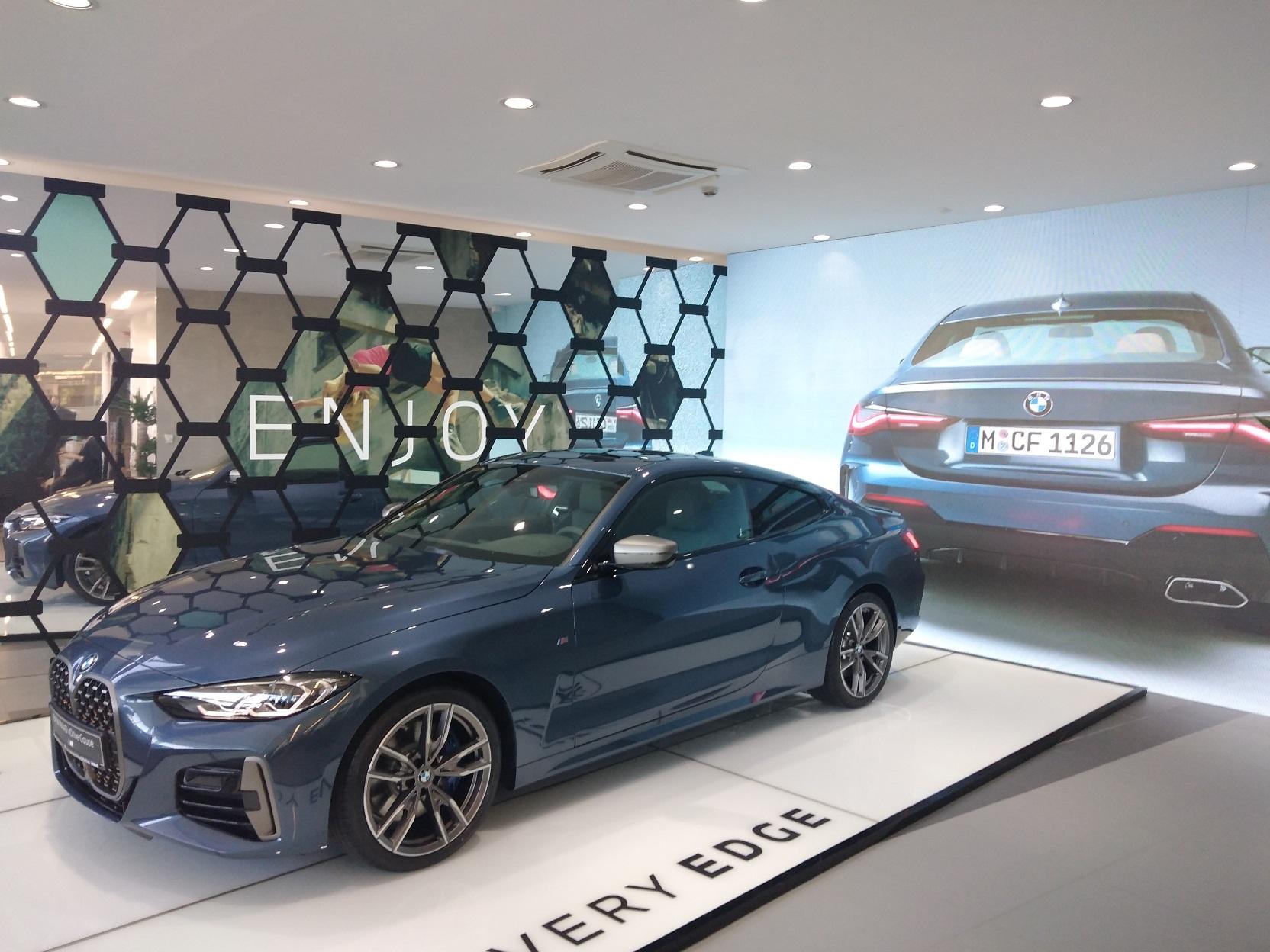 BMW Serije 4 Srbija