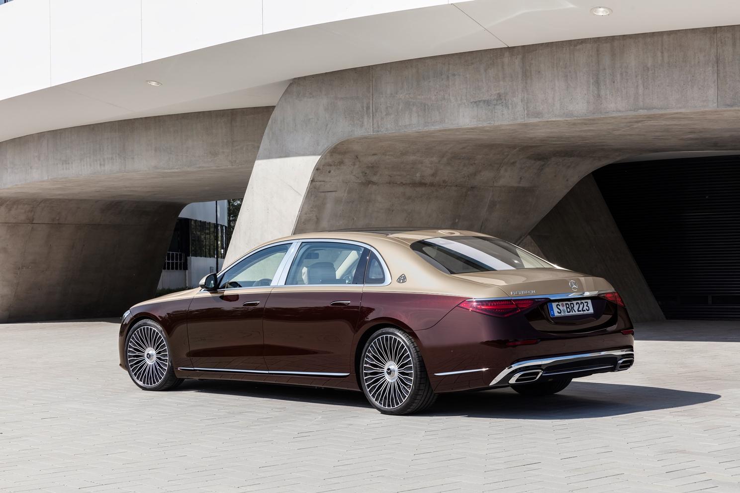 Mercedes-Maybach S-Klasa