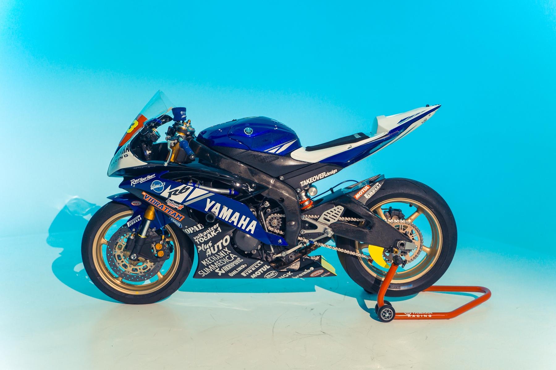 Yamaha YZF –R6