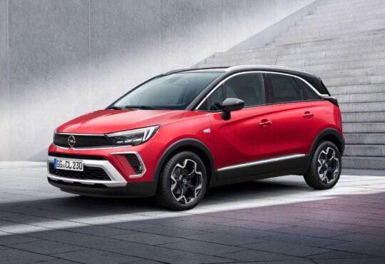 Novi Opel Crossland