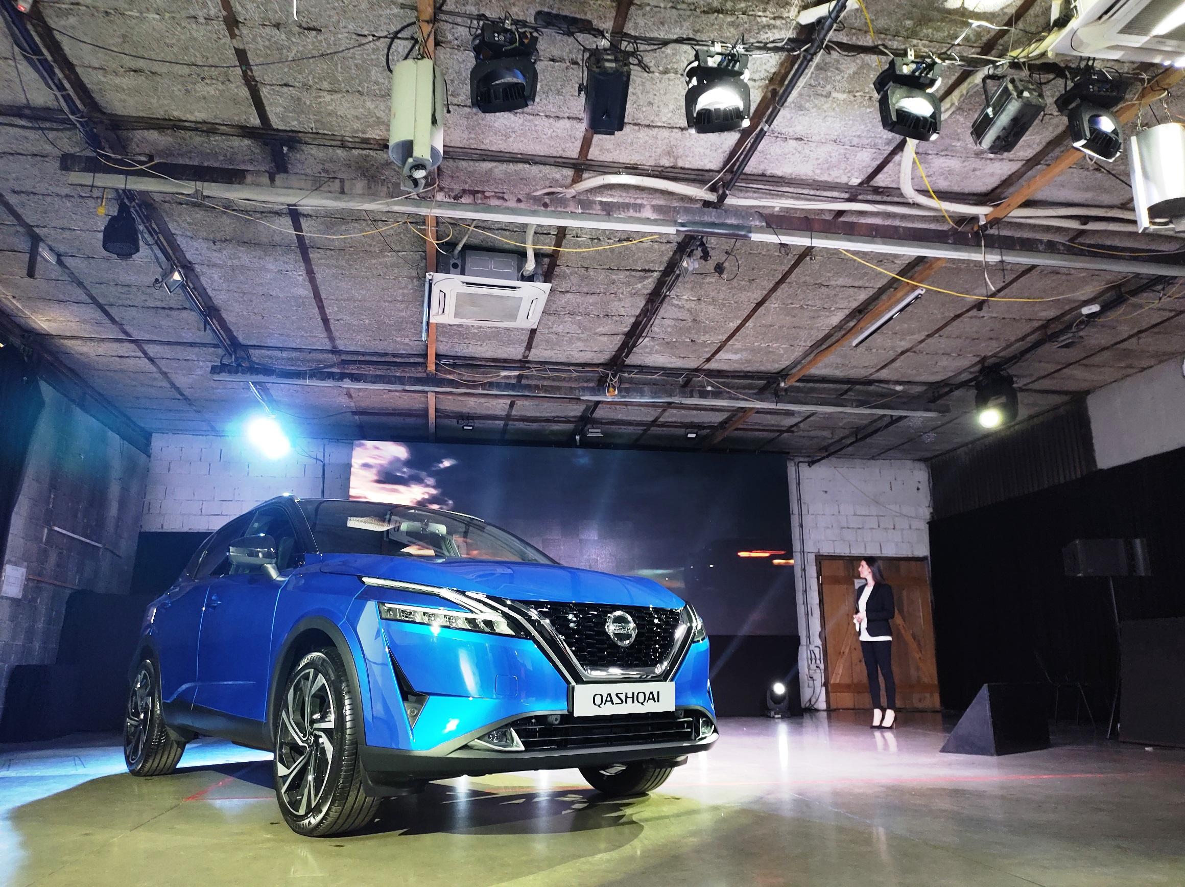 Novi Nissan Qashqai