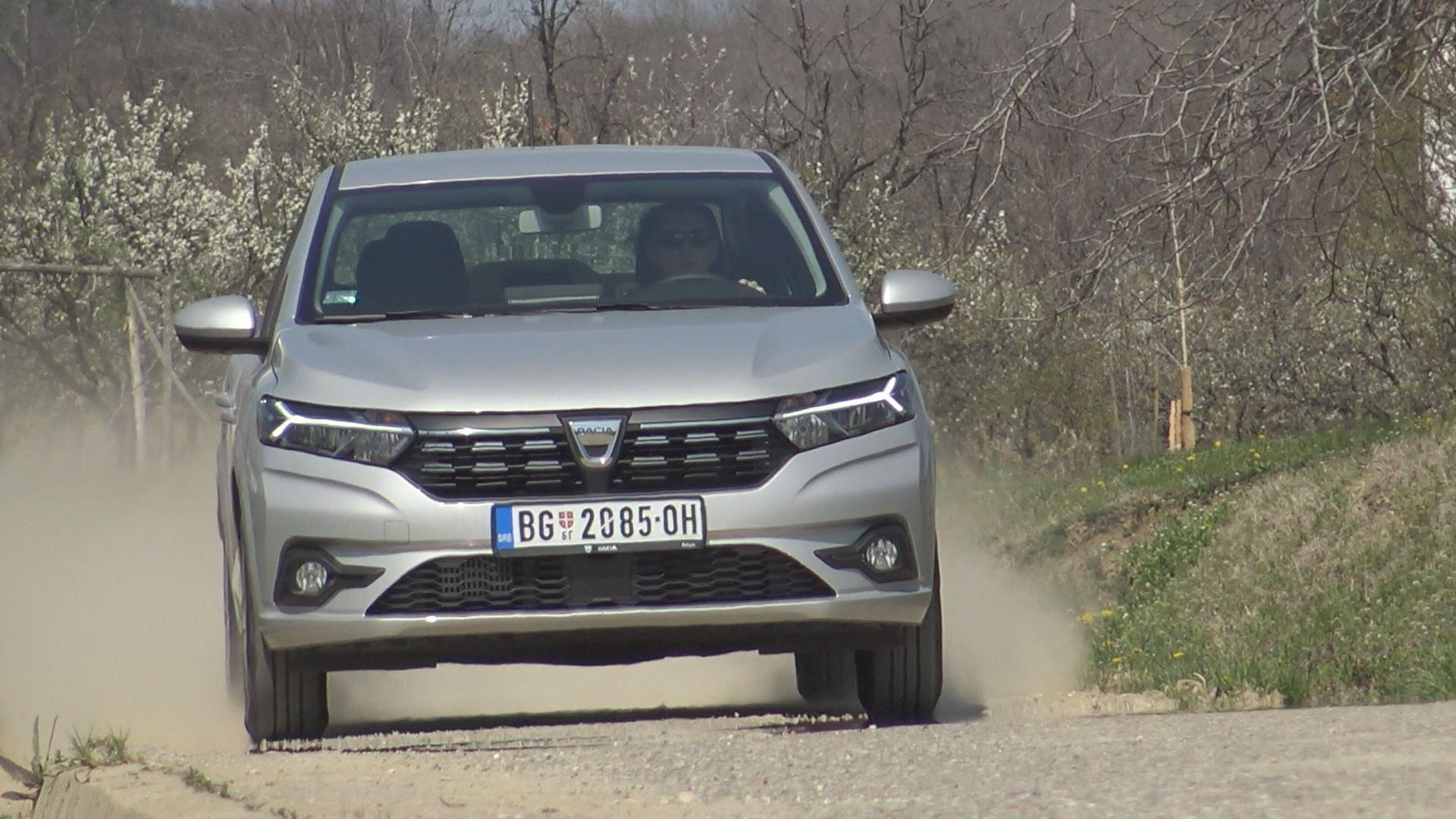 Novi Dacia Logan