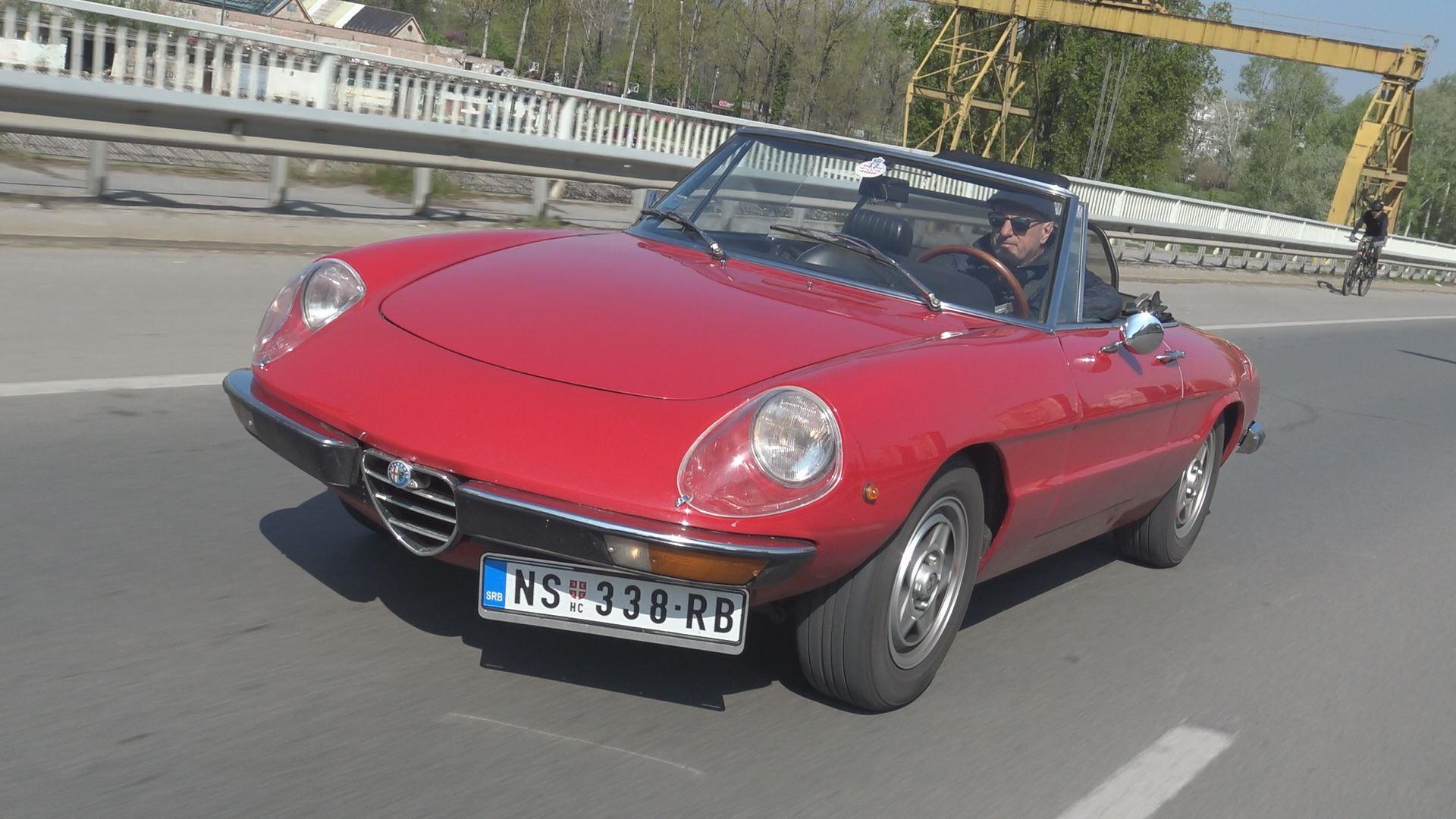 Alfa Romeo Araña