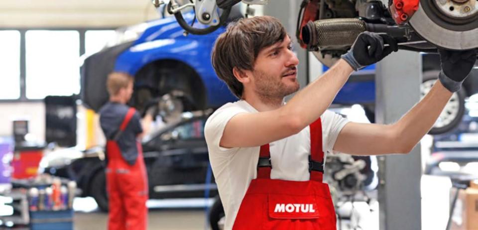 Motul mehaničar