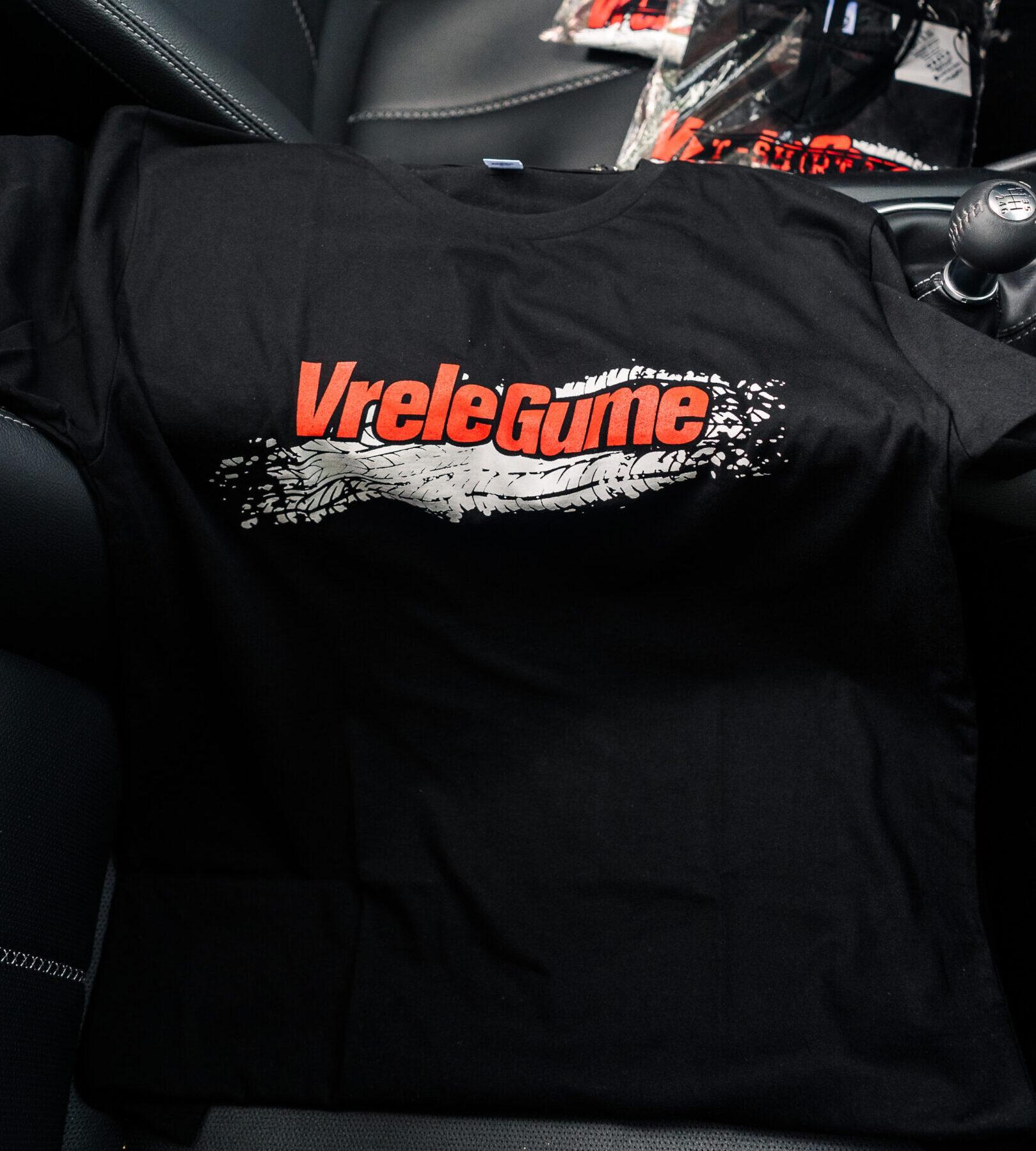 majice Vrele Gume