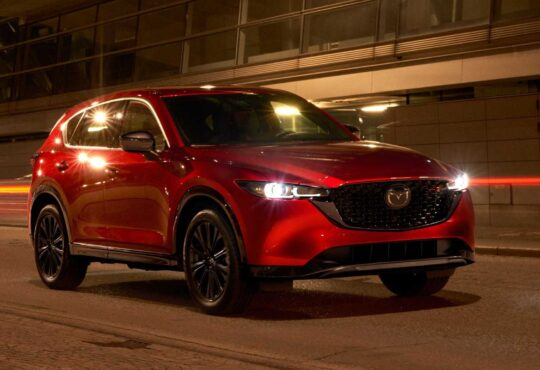 Mazda CX-60